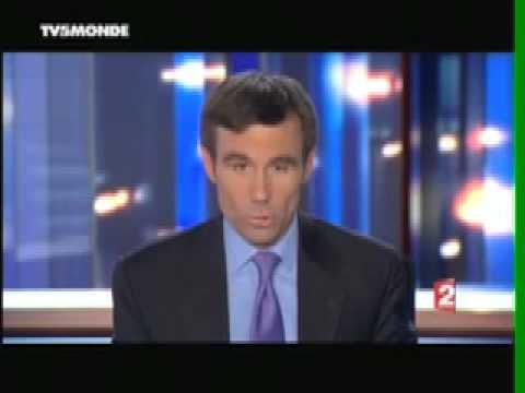 Jean-Claude Juncker interrogé par France 2