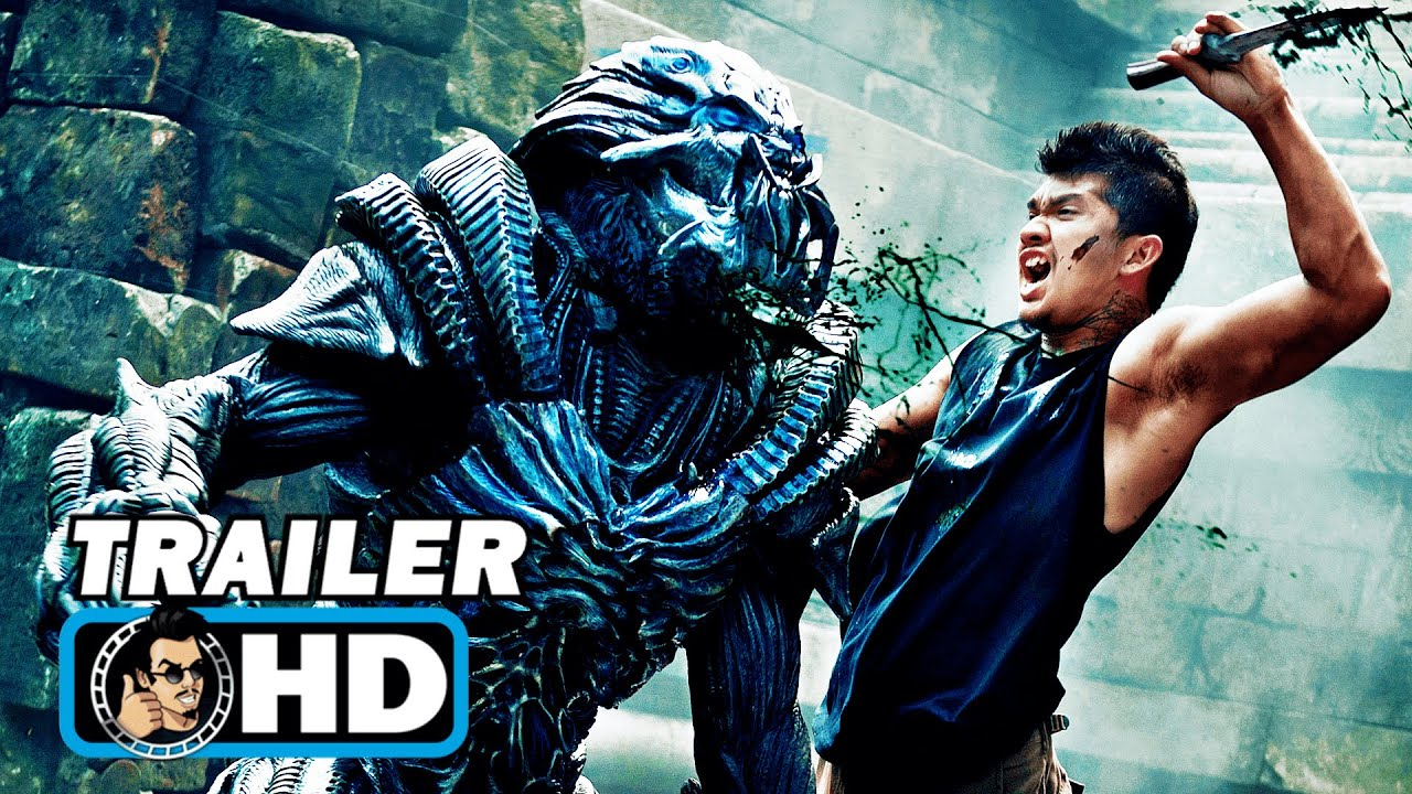 Download BEYOND SKYLINE - Official Trailer (2017) Frank Grillo, Iko Uwais Sci-Fi Action Movie