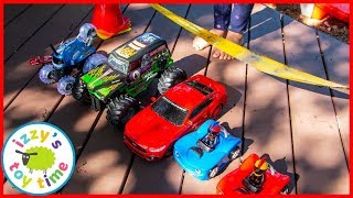 Which Remote Control Car is the Fastest?!