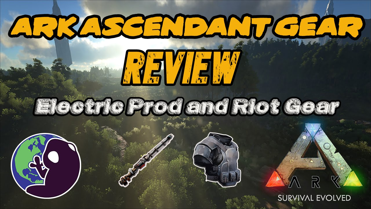 ark how to get ascendant gear