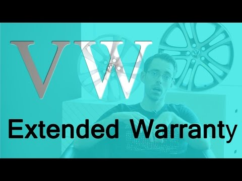 VW Extended Warranty - Which Is The Best?