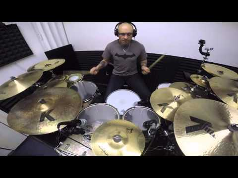Anti-Arktos - Mark Kelso (Drum cover by Leo Marquina)