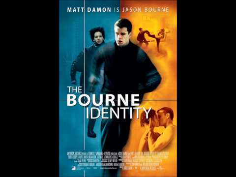 The Bourne Identity Police Chase Music