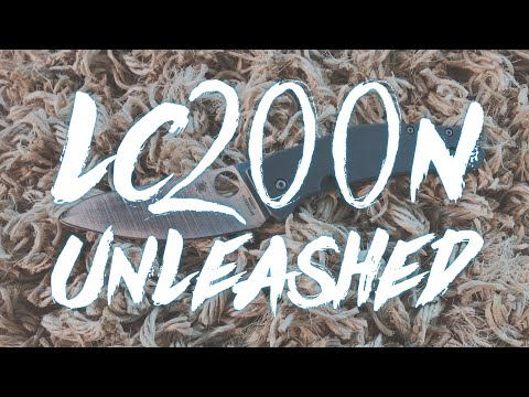 The Best Blade Steel for EDC: LC200N Unleashed