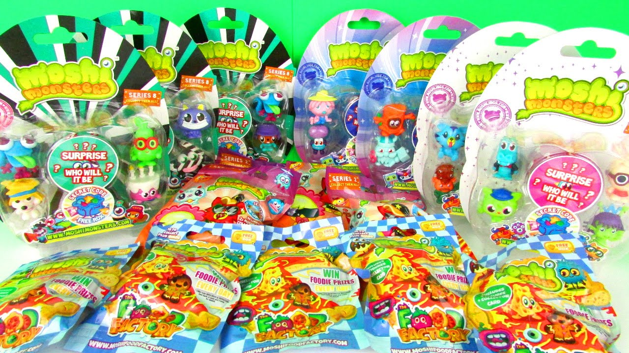 Ultimate Surprise Moshi Monsters Surprises Toys Opening