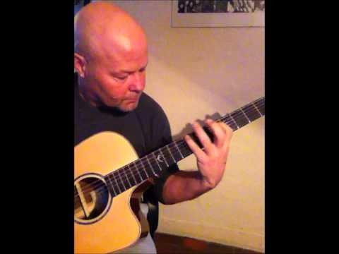 Wim Epskamp - Acoustic shred !
