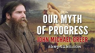 John Michael Greer Interview by Alex Tsakiris on Skeptiko #258