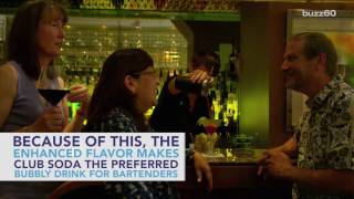 Why Bartenders Use Club Soda in Your Cocktail