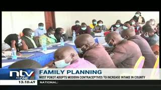 26% Of West Pokot Reside Adopt The Use Of Modern Contraceptives For Family Planning