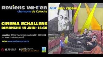 Reviens va-t'en - cinema Echallens - 19 juin 2016