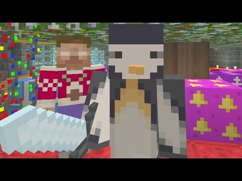 Minecraft Xbox - Murder Mystery - Herobrine's Holiday - I'M THE MURDERER!
