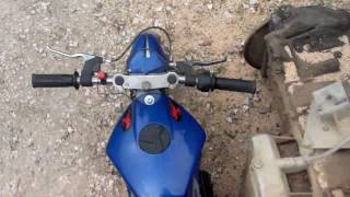 Présentation de Pocket bike