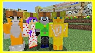 Minecraft PC - Feather Adventures : Chicken Ball ! - {166}