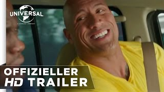 Central Intelligence - Trailer #2 deutsch/german HD