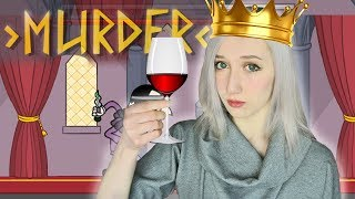 მარსელინი დედოფალი   MURDER