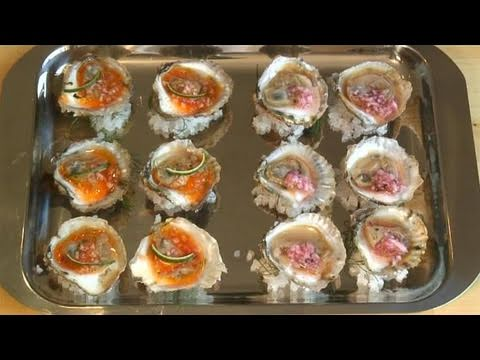How To Make Fresh Oysters In Two Classic Sauces