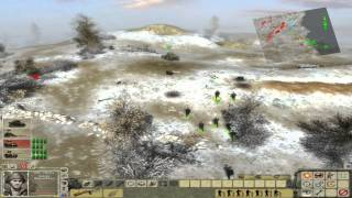 Men of War Red Tide: Tanks in Action - Breaching the Blue Line (1/2)