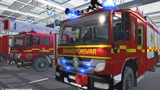 Download Emergency Call 112 – Swedish Fire Service Gameplay! 4K