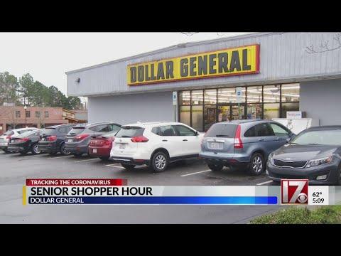 Dollar General debuts senior shopping hour