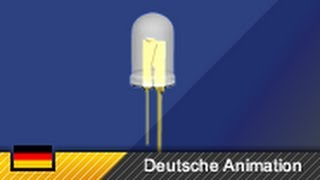 Leuchtdiode / Light Emitting Diode / LED (English Subtitles)