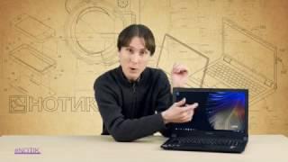 видео Обзор ноутбука Lenovo B5010.