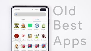 Best 10-year-old Android Apps