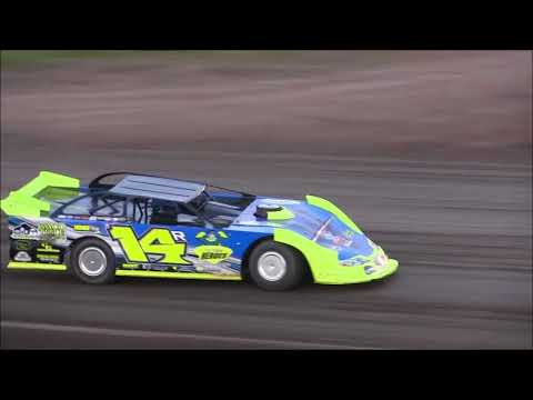 2017 I 74 Time Trials and Heat Races At Farmer City Raceway
