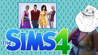 Hamburger Cake | Let's Play The Sims 4 | Ep. 2
