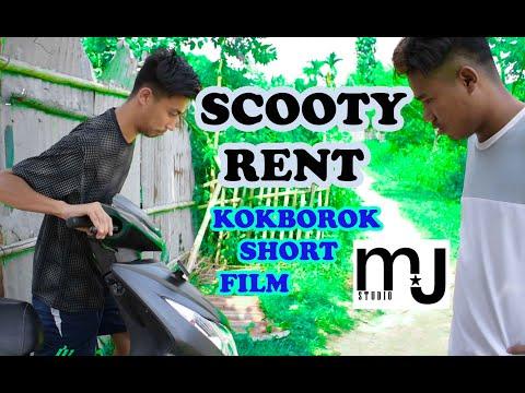 Scooty Rent Full Video  // Kokborok Short Movie // By MJ Studio 2019