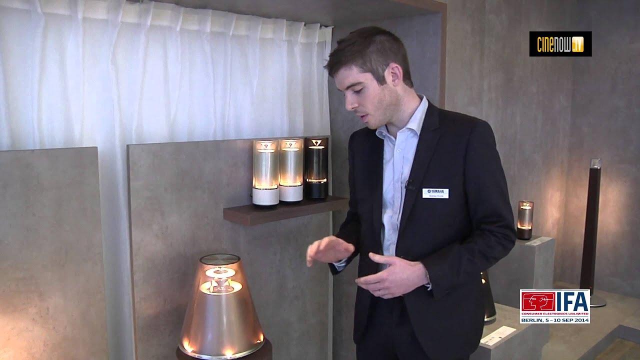 yamaha relit lsx 70 et lsx 170 ifa 2014 youtube. Black Bedroom Furniture Sets. Home Design Ideas