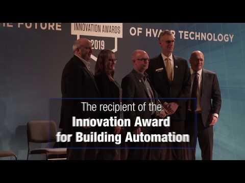 Automated Logic Corp. – OptiFlex™ Virtual Integrator Wins Building Automation Innovation Award