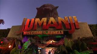 Jumanji Welcome To The Jungle Premiere LA - Red Carpet (official video)