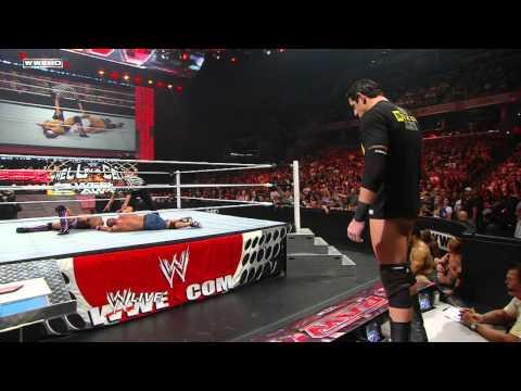 Raw: John Cena vs. The Nexus - Gauntlet Match