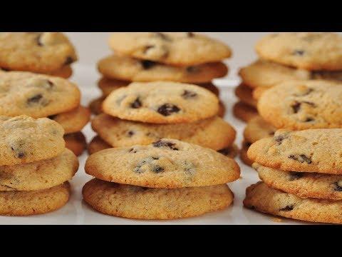 Raisin Cookies Recipe Demonstration - Joyofbaking.com