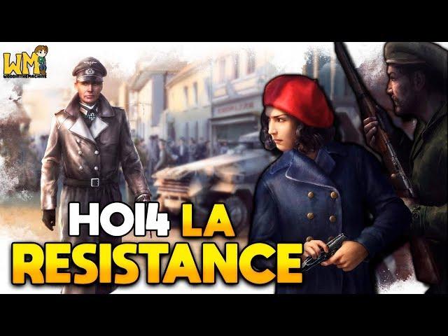VIVA A INTELIGÊNCIA ALEMÃ   HOI4 La Resistance Reich Alemão #01 - Gameplay PT BR