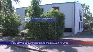 Yvelines | Un centre de dépistage Covid-19 installé à Trappes