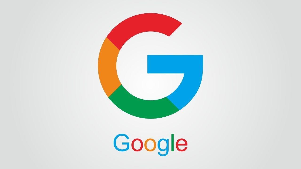 Tutorial Logo Google Terbaru Belajar Coreldraw Youtube Gambar