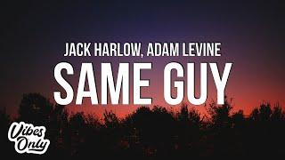Play Same Guy (feat. Adam Levine)