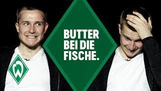 Johannes Eggestein - Butter bei die Fische | SV Werder Bremen