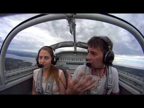 RV-7 Aerobatics ANDRA lido!