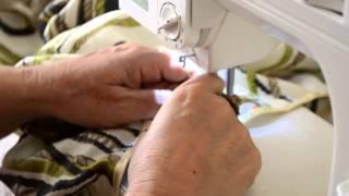 Acabamento em viés – Costura em roupas