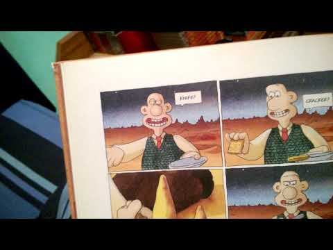 Aiden Reads Episode 100: Wallace and Gromit In: A Grand Day Out (100th Episode Special!) thumbnail