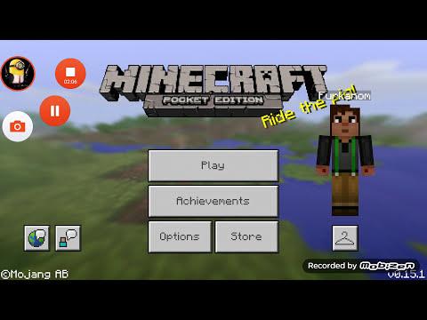 Minecraft PE Nasıl Bedava İndirilir ?