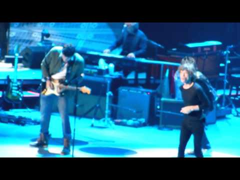 The Rolling Stones with John Mayer - Respectable - The Rock 12-13-12