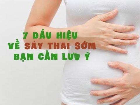 7 dấu hiệu về sảy thai sớm mà bạn cần lưu ý ! – Đông y thái phương