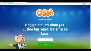 OSM Ücretsiz 500 Jeton Kazanma
