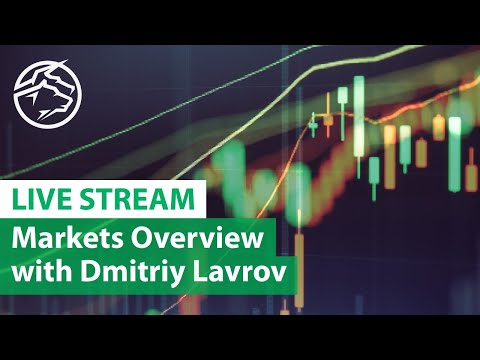 Talk about Crypto, Stocks, Commodities – Markets Overview with Dmitriy Lavrov