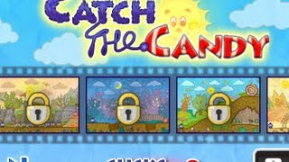 Catch The Candy Level1-15 Walkthrough