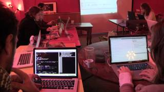 Live Coding with SuperCollider – Workshops / L