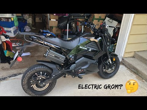Boom 2000w Electric Motorcycle (AN ACTUAL REVIEW!)